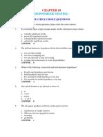 AP Microeconnomics Practice Exam 1