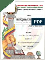 Roxana Del Carmen Tamay Coronel