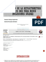 Aplicación de la refractometria de arco iris (EXPOSICIÓN).pptx