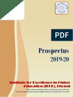 Prospectus 1920