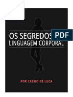 Os Segredos Da Linguagem Corporal