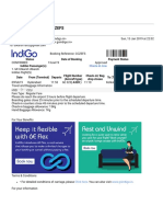 Gmail - Your IndiGo Itinerary - CCZEFS