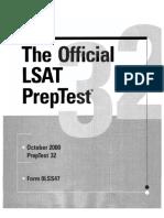 Lsac - Lsat Preptest 31 (, Lsac)