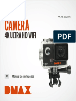 Manual Action Cam Uhd Wifi Dmax