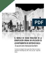 Caracterizacion Modelo Densificacion Urbana-Lopez Luisa-Presentacion