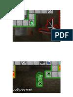 Plantillas Juego de Mesa de Minecraft