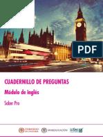 Cuadernillo de preguntas ingles Saber Pro.pdf