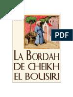 El Bousiri - La Bordah