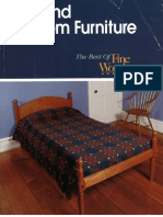 Beds and Bedroom Furniture (Best of Fine Woodworking)