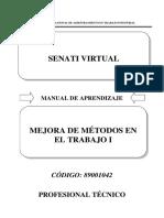358602151 89001042 Mejora de Metodos en El Trabajo i PDF