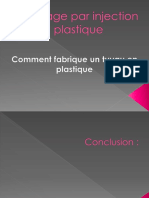 Moulage Par Injection Plastique