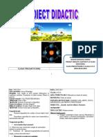 Proiect didactic clasa pregatitoare si a iii-a AVAP si MATEMATICA