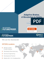 Adaptive Brakes a Revolution in Safety