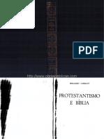 Fernando Carballo - Protestantismo e Bíblia