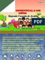 Manejo Conductual Niños