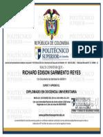 Diplomado en Docencia Universitaria