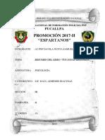 Disposiciones Generales - Esparano Pnp
