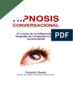 Hipnosis Conversacional 21 Patrones de Influencia