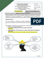 Actividad 3 Formato Anexo Inteligencia Emocional