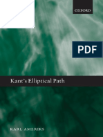 Amerik, Kant eliptical path