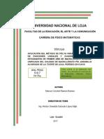 Tesis Método de Pólya Mariuxi Ramos