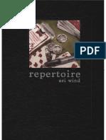 Asi Wind - Repertoire