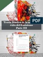 Danilo Díaz Granados - Teoría Diádica de La Moral y El éxito Del Feminismo, Parte III