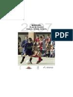 Manual Plande Clases Para El Futbol Infantil