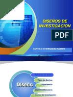 Diseños de Investigacion 2 Sampieri
