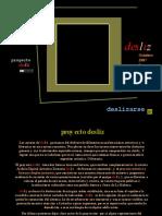 Archivo Digital Artístico-Literario desliz 1 (versión unificada)
