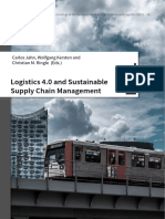Logistics 4.0 and Sustainable Supply Chain Management - Jahn Kersten Ringle