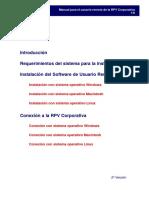 Manual Rpv Corporativa Windows95 98 Me Nt