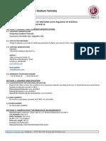 Rochelle Salt - MSDS Material Safety Data Sheet Document