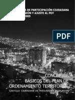 Conceptos Básicos Del Plan de Ordenamiento Territorial