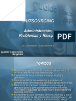Outsourcing Riesgos 2008