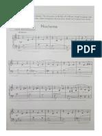 Noturno Simplificado- Chopin