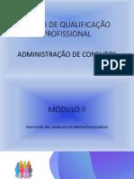 Curso de Qualificação Profissional