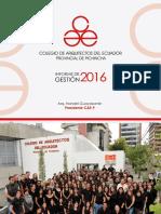 Informe Cae p 2016