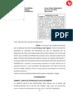 Recurso de Nulidad Nª 367-2018-Del-Santa