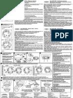 SensoMAG M40 Manual Instalare ENG