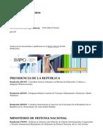 Ministerios de Uruguay Cambiando La Realidad a Fabor de Todos