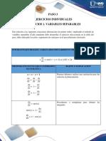 Ecuaciones Diferenciales_Ejercicios