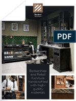 Barber Furniture - Brochure