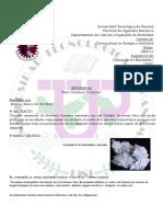 Informe 2 Ciencia de Los Materiales Marco