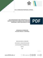 Terminos de Referencia PDF