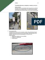 Conservación Vial en Intersección Vial Av