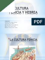 La Cultura Fenicia y Hebrea