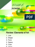 Style of Arts-impressionism