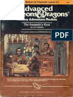 L2 - The Assassin's Knot