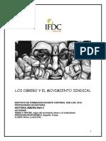 Los Obrero y El Movimiento Sindical